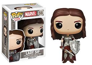 Pop! Marvel Thor 2 Vinyl Bobble-Head Lady Sif #56 (Vaulted)