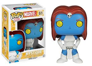 Pop! Marvel X-Men Vinyl Bobble-Head Mystique #61 (Vaulted)