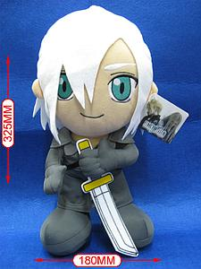 "Plush Toy Final Fantasy 12"" FFAC Kadaj"