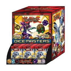 YuGiOh! Dice Masters Series 1: Gravity Feed Booster Box (90 Packs)